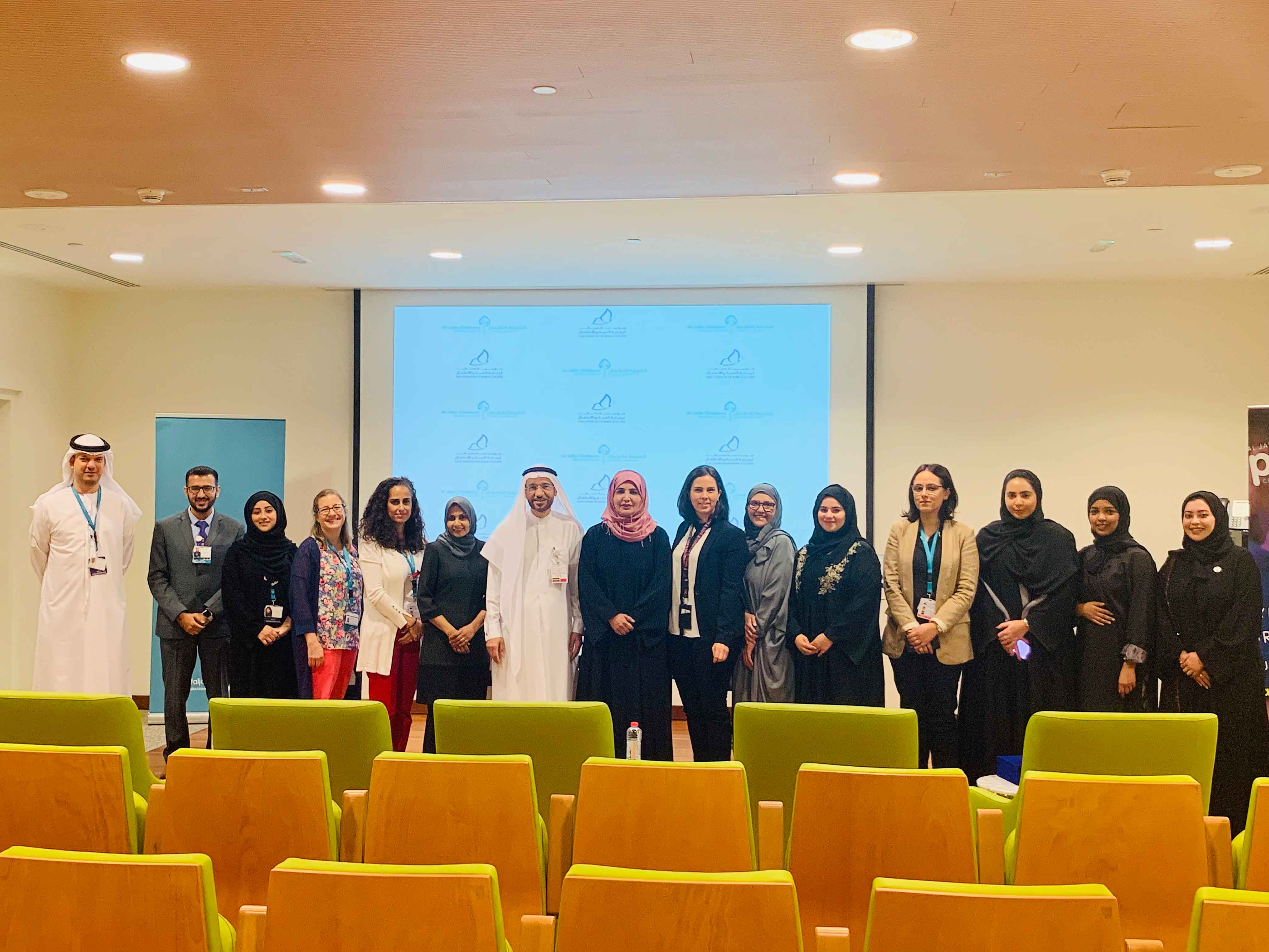 Collaboration between DFWAC and Al Jalila Hospital
